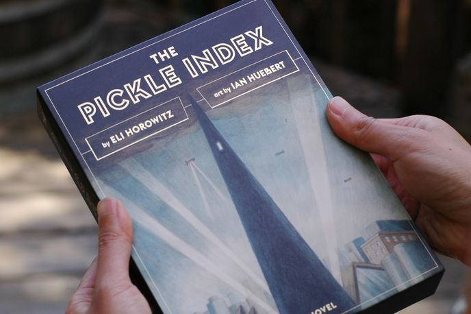 The Pickle Index by Eli Horowitz