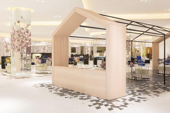 Tryano store, Abu Dhabi