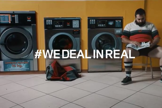 Rugby World Cup 2015 Worldwide Partner Land Rover: We Deal in Real