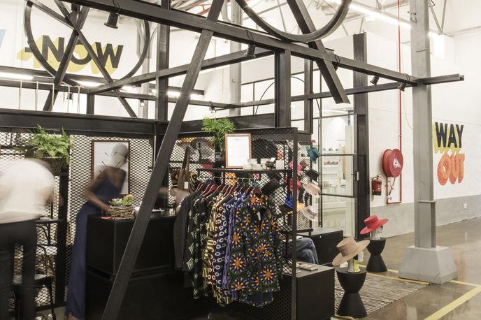 Workshop New Town, Johannesburg