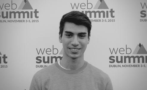 Web Summit 2015 : Riley Ennis