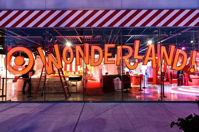 Target Wonderland, New York