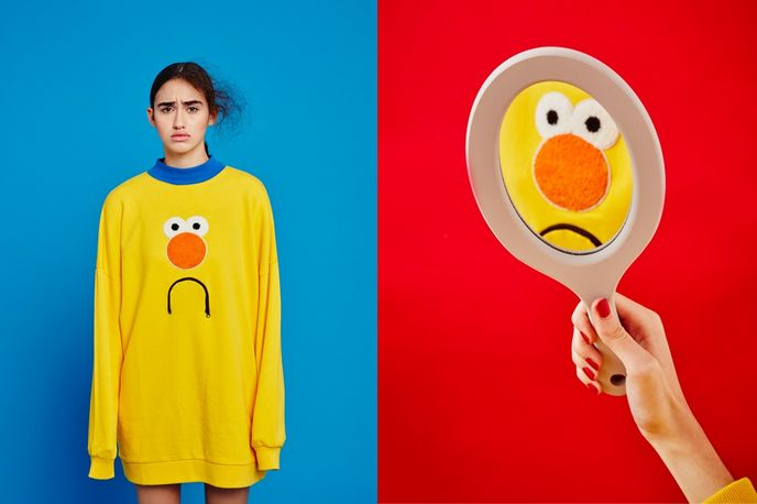 Don't Hug Me I'm Scared collection by Lazy Oaf, UK