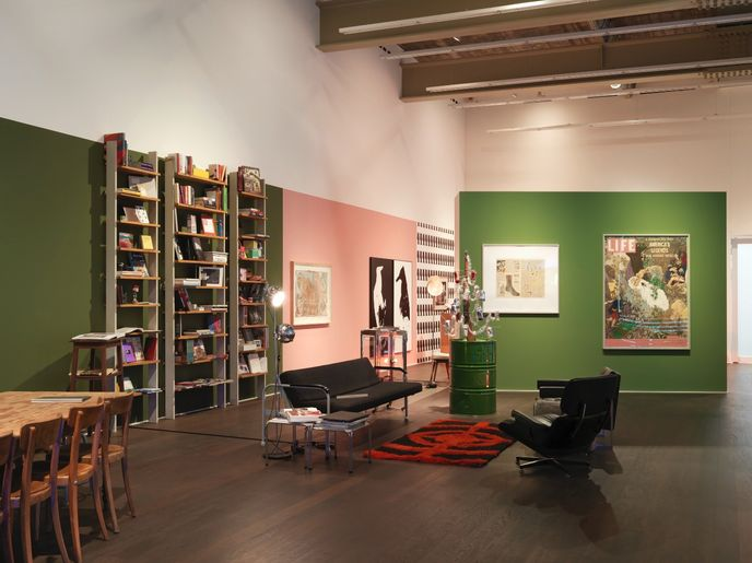 Salon d'Hiver at Hauser & Wirth, Zurich