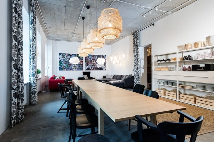 Kuchnia Spotkań by Ikea, Warsaw