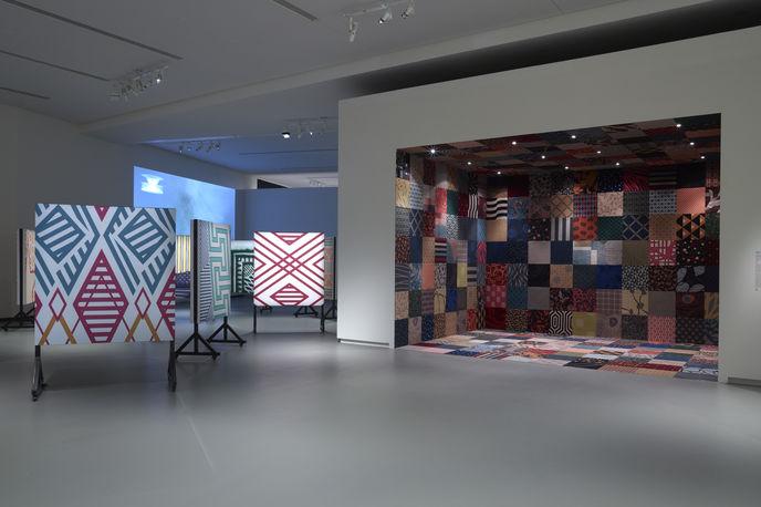 Bentu at Fondation Louis Vuitton, Paris