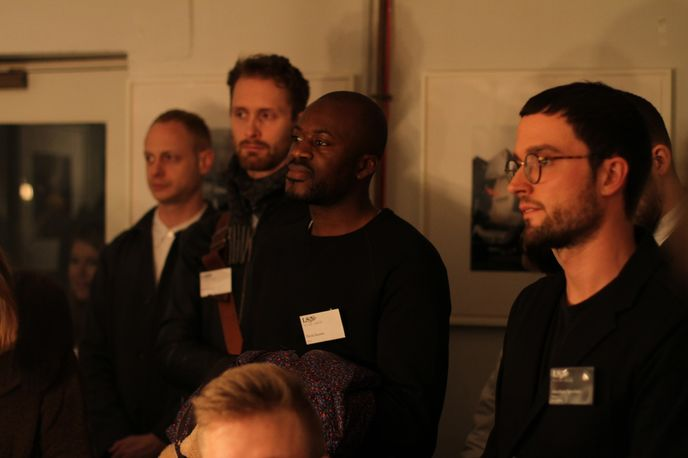 Backlash Culture Network Evening at the Future Laboratory, London