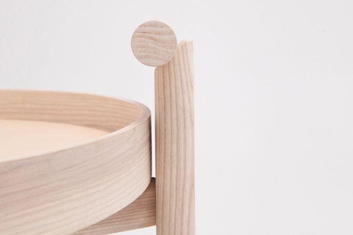 Bar Cart by Thom Fougere Studio at Stockholm Design Week, Sweden