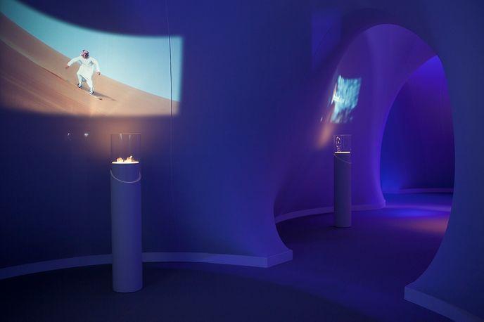 Personal Augmentation by Tellart at Museum of the Future, Dubai