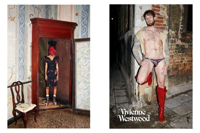 Vivienne Westwood SS16  campaign