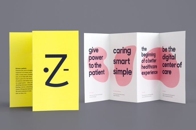 Zocdoc by Wolff Olins, US