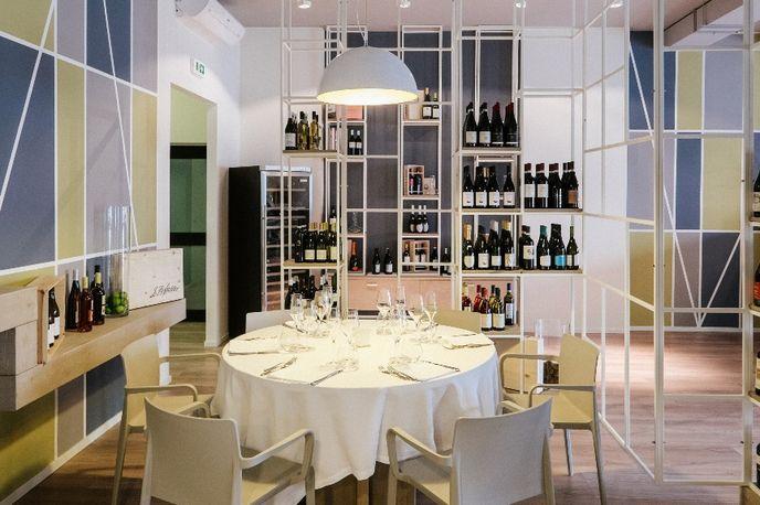 InGalera restaurant, Milan