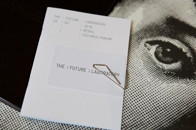 The Future Laboratory Retail Futures Forum 2016, Sydney