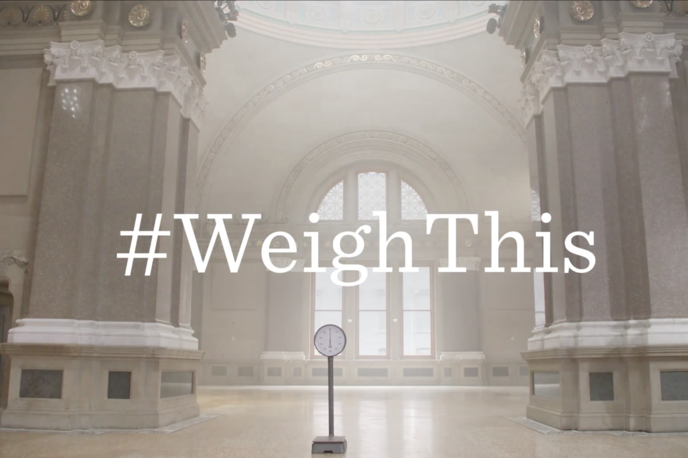 #WeighThis campaign created by 360i for Lean Cuisine, US