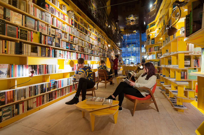 Libreria by Second Home, London