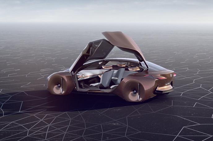 BMW Vision Next 100 concept car, Global