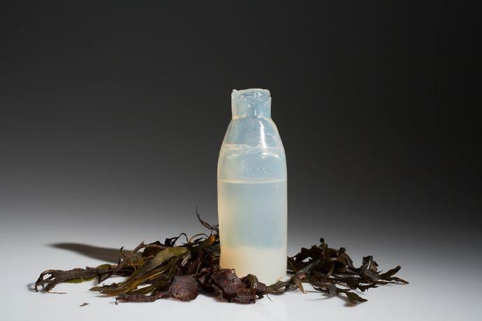 Biodegradable Bottle by Ari Jónsson, Iceland