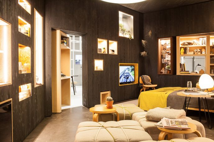 Mini Living - Do Disturb by Mini, studio OnDesign and Arup, Milan