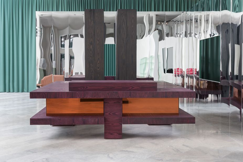 The Barony Bar By Glenn Sestig Architects Dinesen And Ocular ApS At Wallpaper Handmade