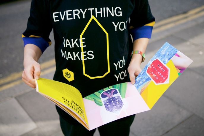 D&AD Branding by The Beautiful Meme, London