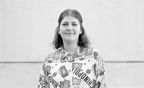Leyla Tahir: Tate Collective London