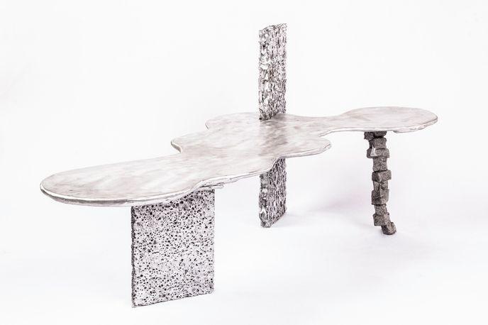 Sight Unseen and Designtex present Chris Wolston at Collective Design Fair, New York