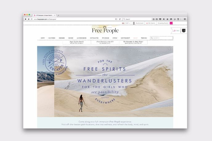 FP Escapes by Free People, US