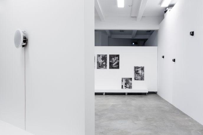 Exercises of Listening by Ewa Doroszenko and Jacek Doroszenko at Fait Gallery, Brno, Czech Republic.