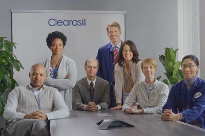Clearasil Let's be Clear campaign by Droga5, US