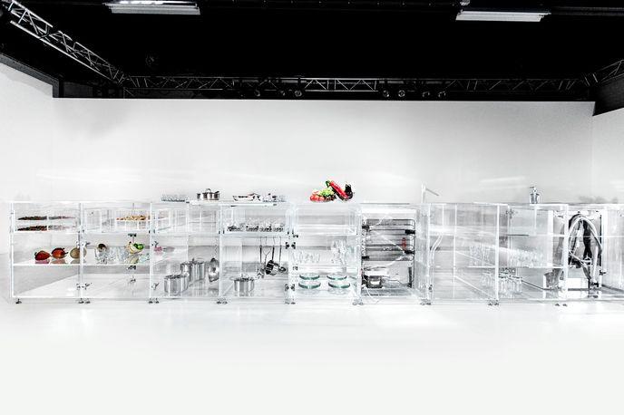 The Infinity Kitchen designed by MVRDV at Venice Biennale 2016