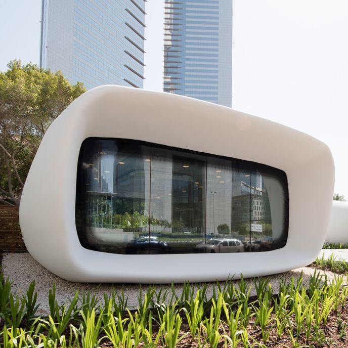 Dubai Future Foundation, UAE