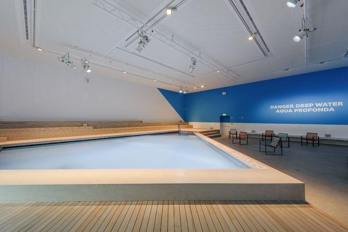 The Pool, Australian Pavilion at Venice Biennale 2016