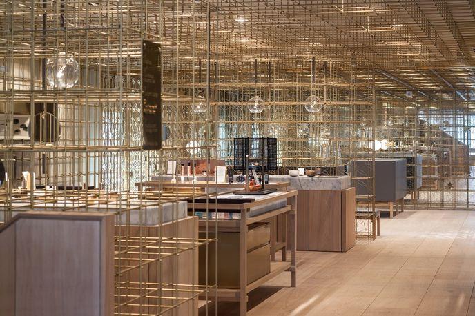 Sulwhasoo flagship store by Neri & Hu, Gangnam. Photography by Pedro Pegenaute
