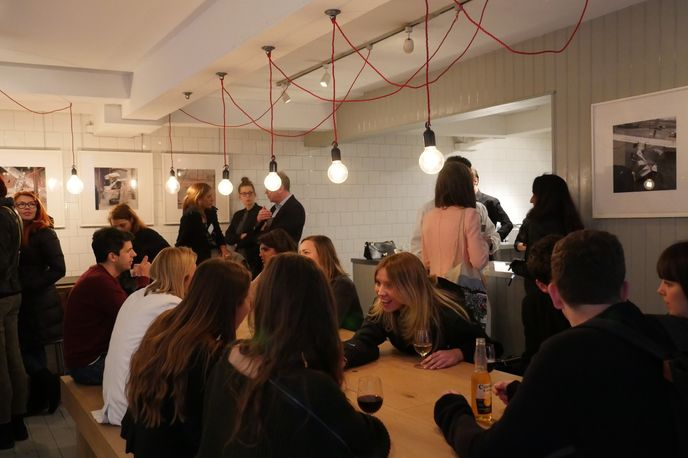 Beauty Futures Network Evening 2016 at The Future Laboratory, London