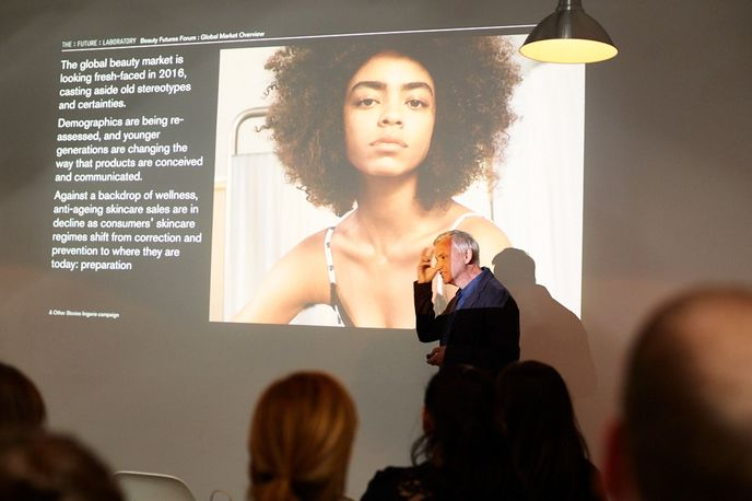 Beauty Futures Forum 2016 at The Future Laboratory, London
