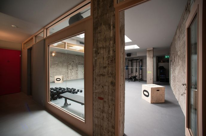 Balboa Bar & Gym by HelsinkiZurich, Zurich