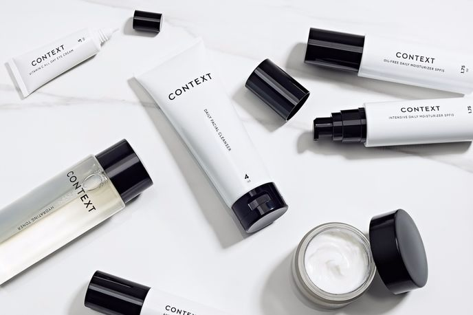 Context beauty products