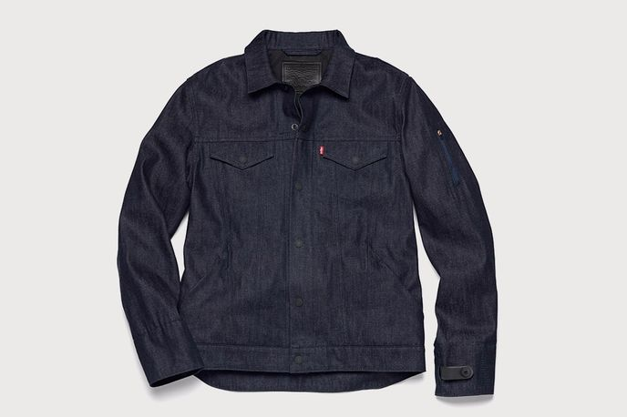 Commuter Jacket by Levi's and Google ATAP