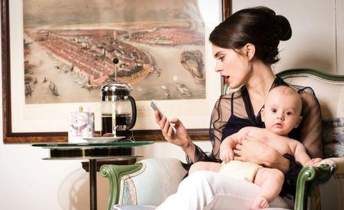 Motherhood Bites