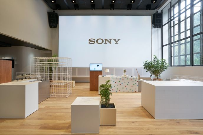 Sony Square, New York