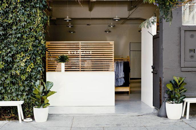 Everlane Fit Studio, San Francisco