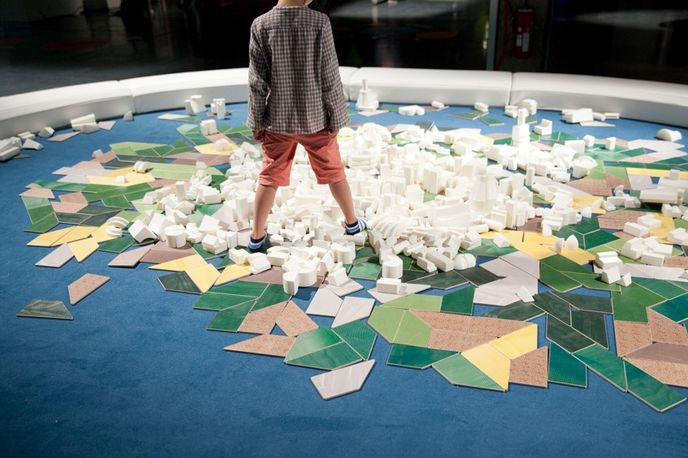Play! at Cité de la Mode et du Design, Paris