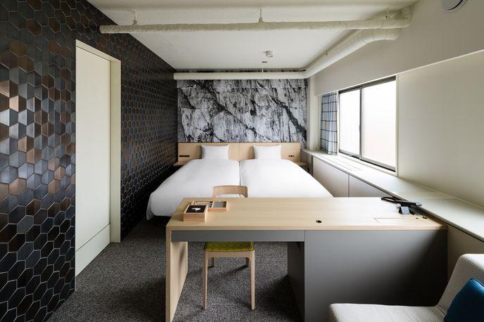 Hotel Anteroom, Kyoto