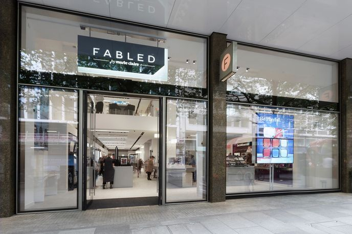 Fabled by Marie Claire and Ocado, UK