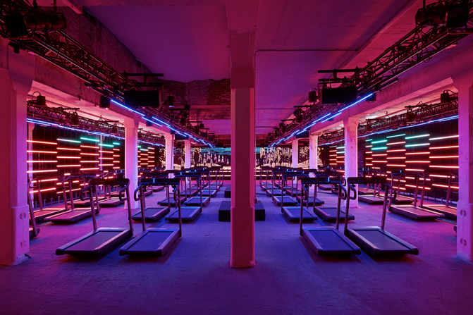 Unlimited You by Nike, London