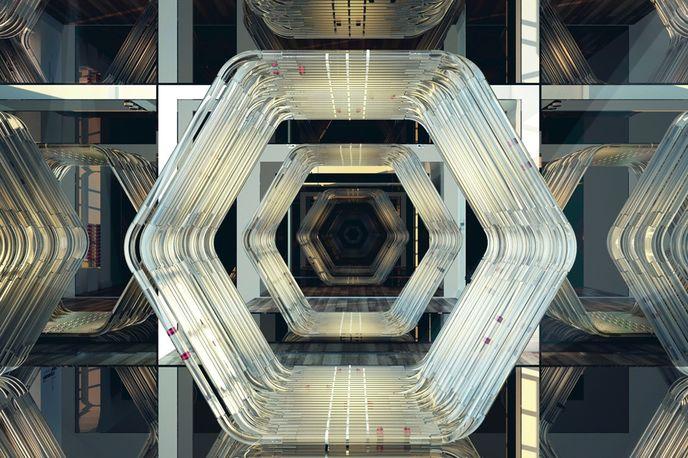 Cagla Gurbay Autoban at London Design Biennale, London