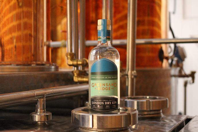 Greensand Ridge Distillery, UK