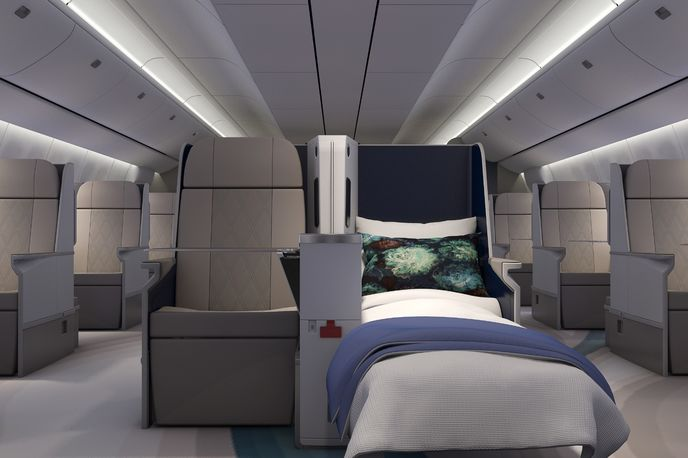 Crystal AirCruise in collaboration with Peninsula Hotel, Global