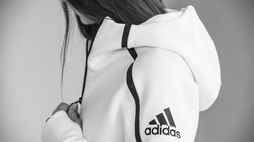 ​Adidas by Stella McCartney presents a recyclable hoodie