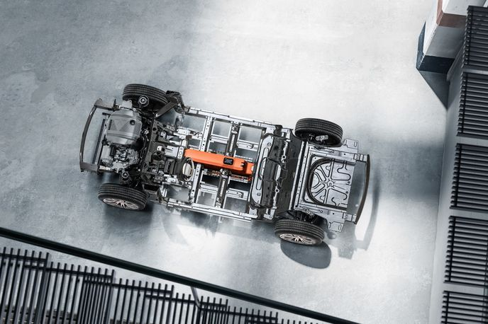 Lynk & Co plug in hybrid technology